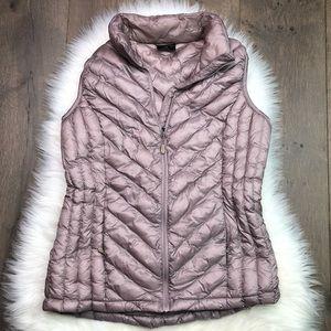 90 DEGREES HEAT • Like New Blush Pink Down Vest